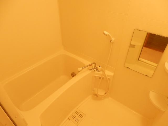 ヒルサイドテラス上中里 02020号室の風呂
