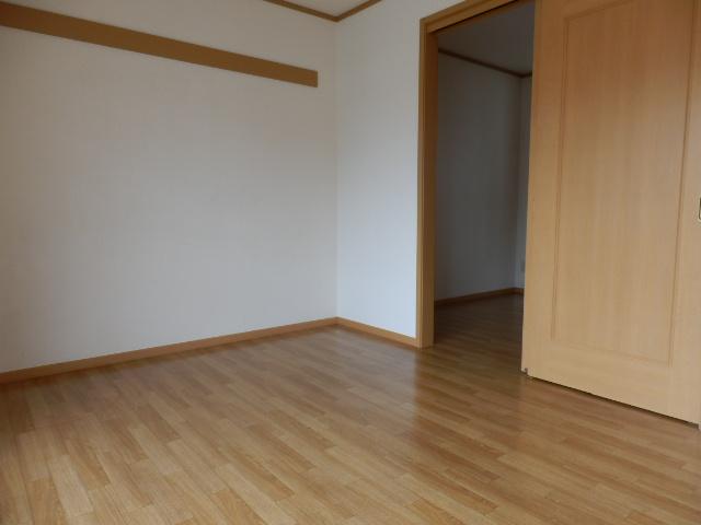 ヒルサイドテラス上中里 02020号室のベッドルーム
