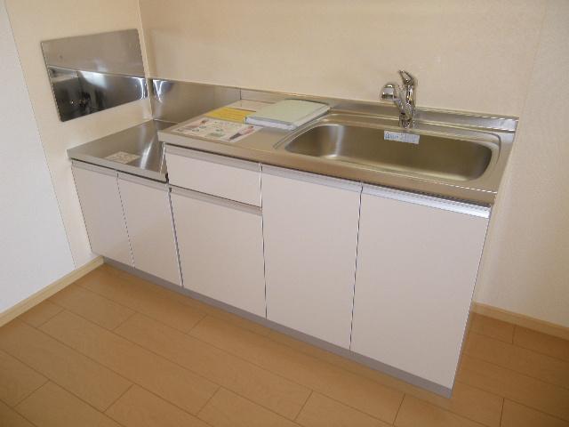 サンライズ 02020号室のキッチン