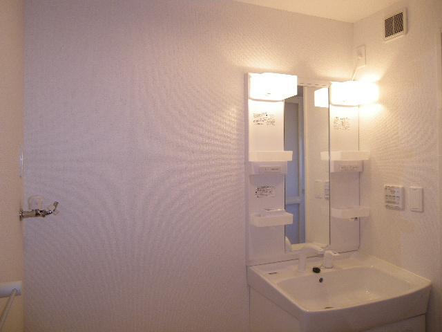 サンライズ 02020号室の洗面所