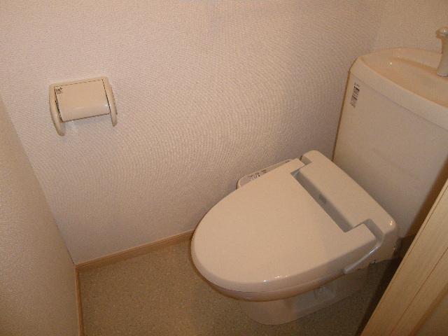 サンライズ 02020号室のトイレ