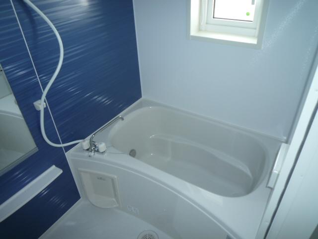 カーサヴィオラA 02010号室の風呂