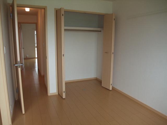 オスピターレ カーサⅠA 02020号室の収納