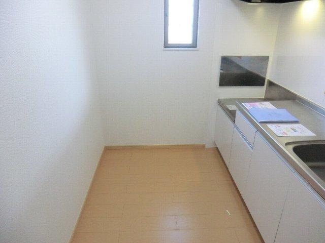 アライブ K 201号室のキッチン