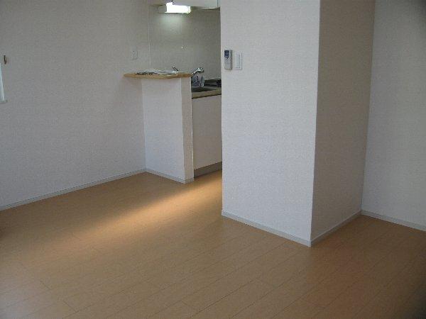 デスパシオ聖蹟桜ヶ丘 104号室の居室