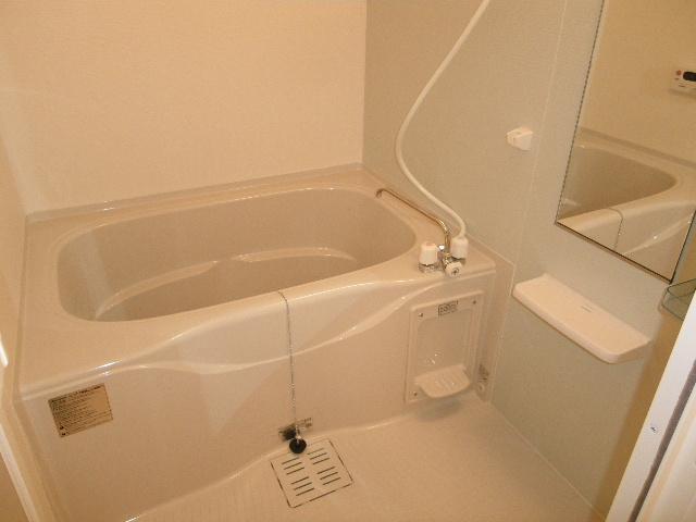 フォーカーレⅡ 01010号室の風呂