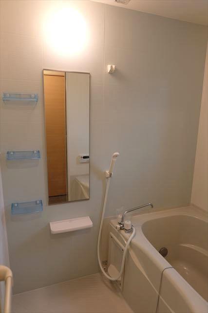 マンダリン ダック A 01030号室の風呂