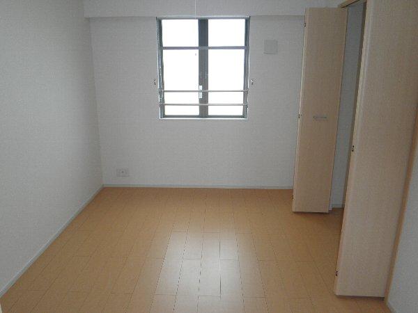 グラン メゾンA 03030号室のベッドルーム