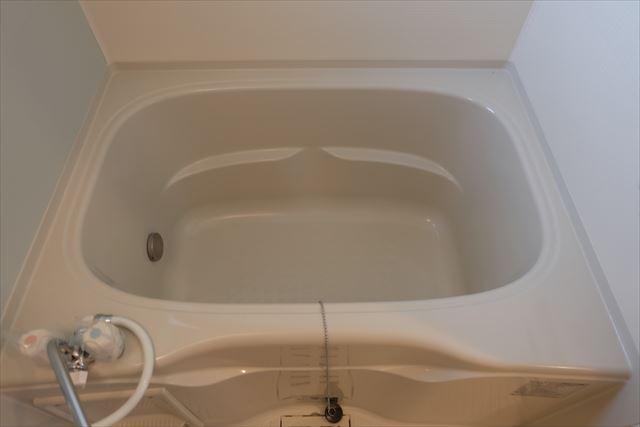 クローバーハイツ本城 02020号室の風呂