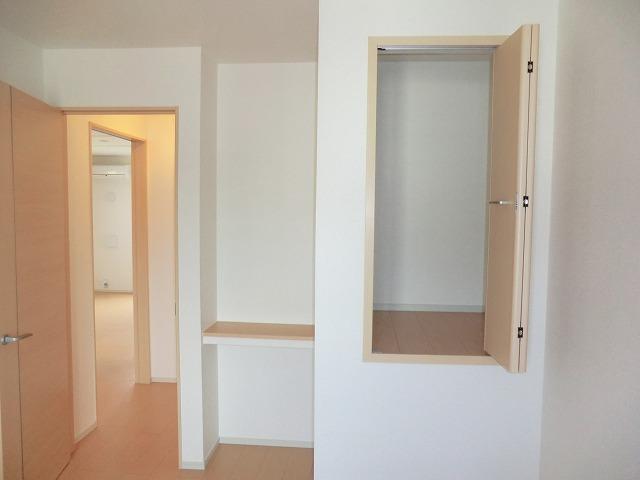 ディアコート徳永 202号室の収納
