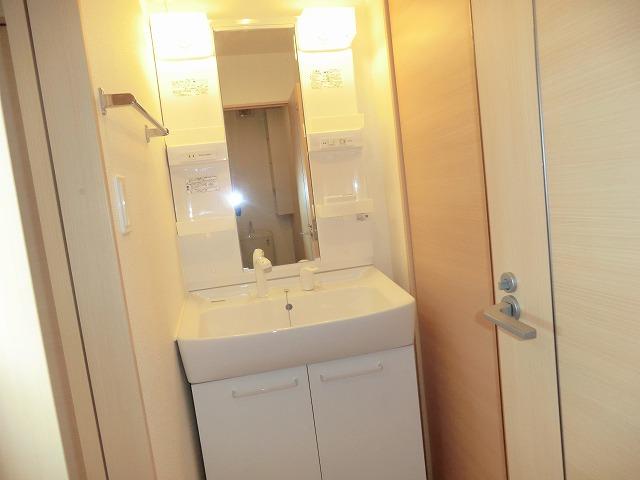 ディアコート徳永 202号室の洗面所
