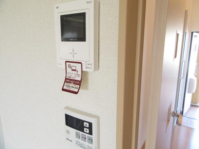 ニューグランシェルⅠ 01030号室のセキュリティ