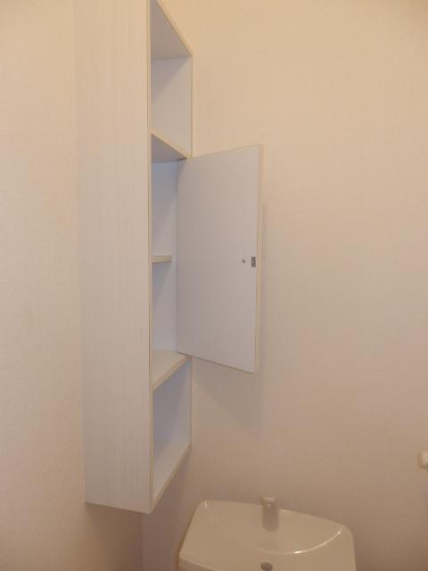 ヴェルデ向陽Ⅰ 01040号室のトイレ