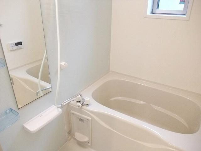 グリーンフォレストA 103号室の風呂