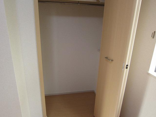シルフィード八雲Ⅱ 101号室の収納