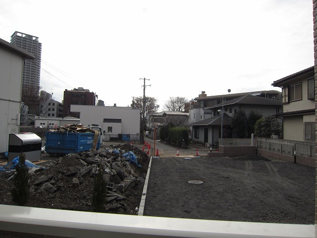 シルフィード八雲Ⅱ 101号室の眺望