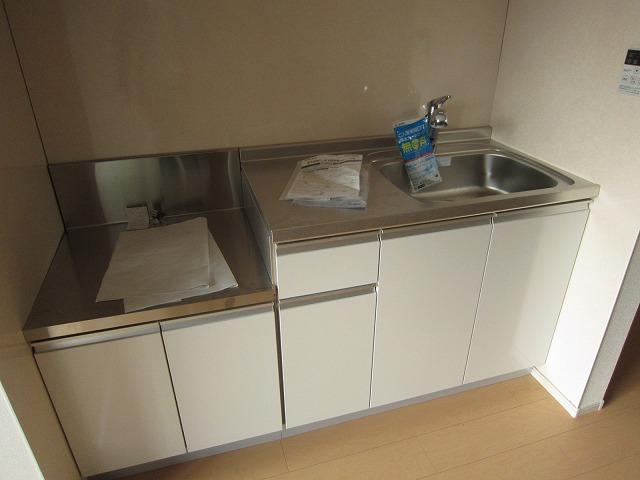 シルフィード八雲Ⅱ 101号室のキッチン