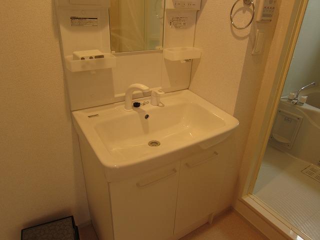 シルフィード八雲Ⅱ 101号室の洗面所