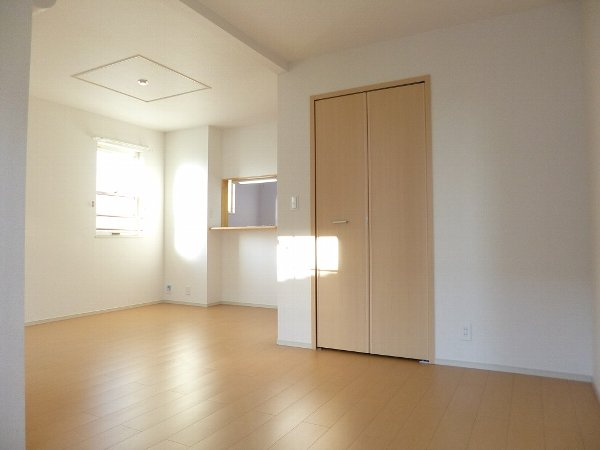 ムース ジョーハイツ 201号室のベッドルーム