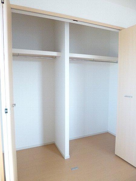 ムース ジョーハイツ 201号室の収納