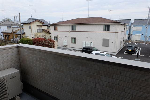 ヴェルレーヌ・レジデンスC 02040号室の眺望