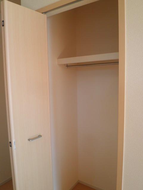 Alegria 02030号室の収納