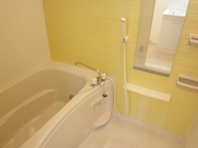 Alegria 02030号室の風呂