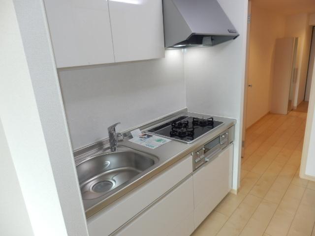 サンリット三建 403号室のキッチン