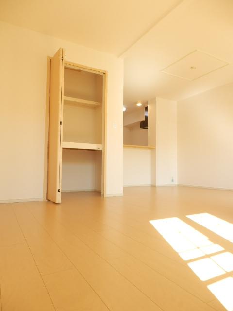 ムーンライト 02040号室の収納