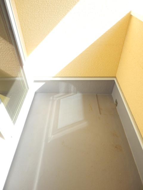 ムーンライト 02040号室のバルコニー