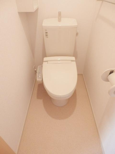 ムーンライト 02040号室のトイレ
