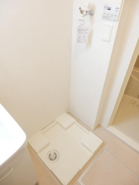 ムーンライト 02040号室の洗面所