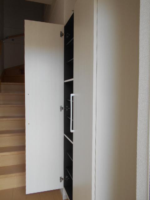 シュシュグランツ B 02020号室の設備