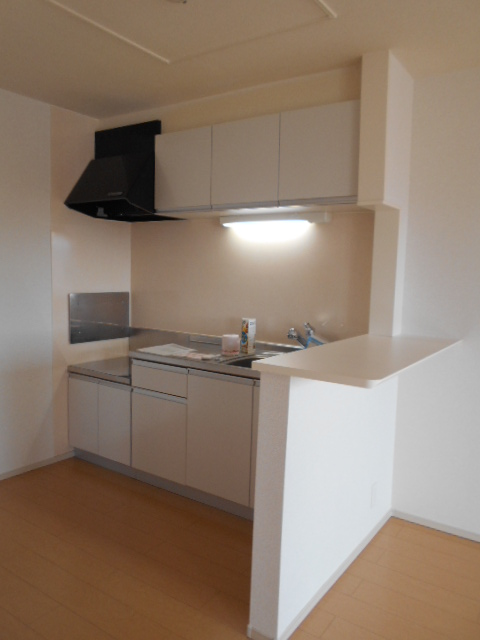 シュシュグランツ B 02020号室のキッチン
