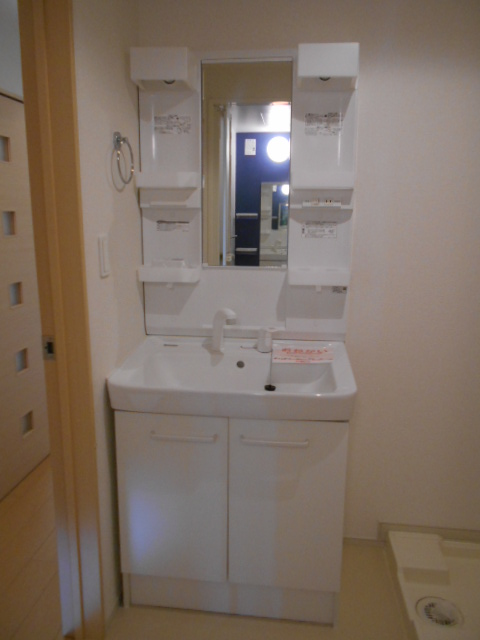 シュシュグランツ B 02020号室の洗面所