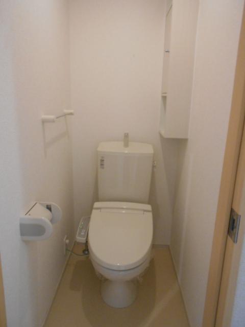 シュシュグランツ B 02020号室のトイレ