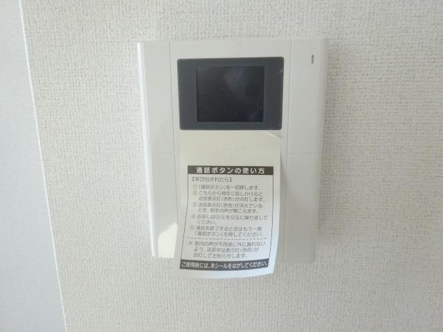 ジラソーレ 上桂 103号室のセキュリティ