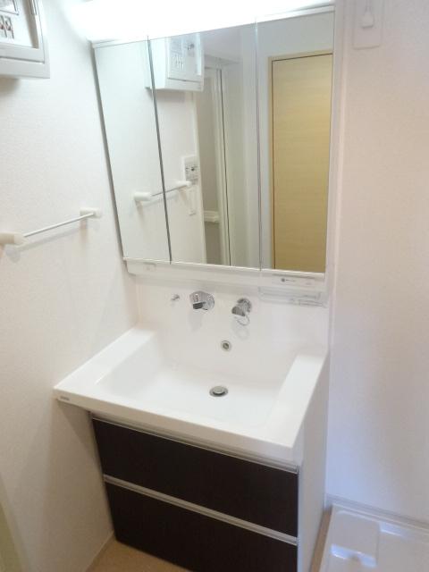ジラソーレ 上桂 103号室の洗面所