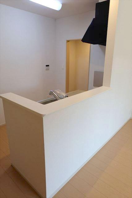 カーサ プラシード 02010号室のキッチン
