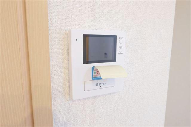 カーサ プラシード 02010号室のセキュリティ