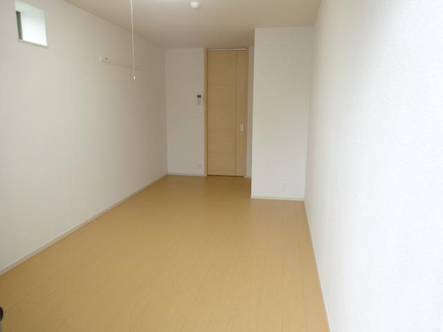 グラン アルカンシェル 304号室のベッドルーム