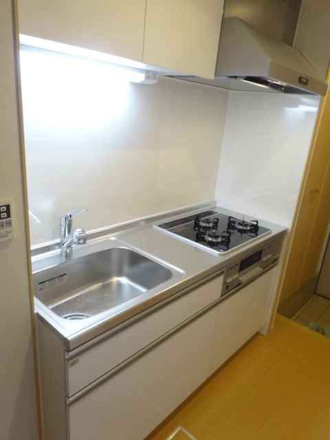 グラン アルカンシェル 304号室のキッチン