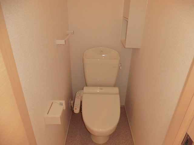 レ・セーナ 102号室のトイレ