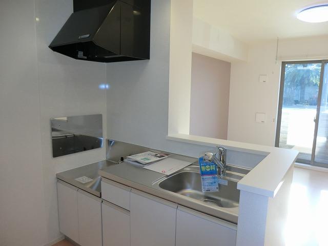 レ・セーナ 102号室のキッチン