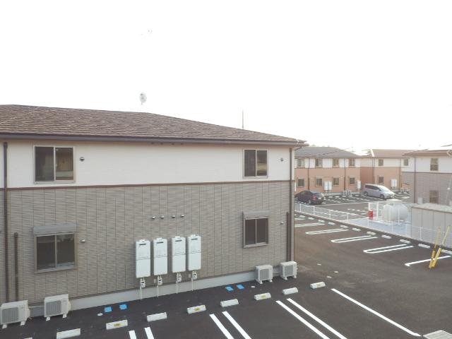 スイートタウンB 02020号室の眺望
