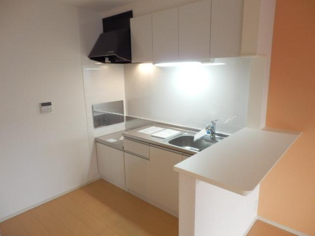 スイートタウンB 02020号室のキッチン