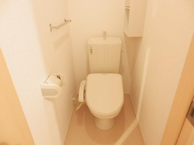 スイートタウンB 02020号室のトイレ