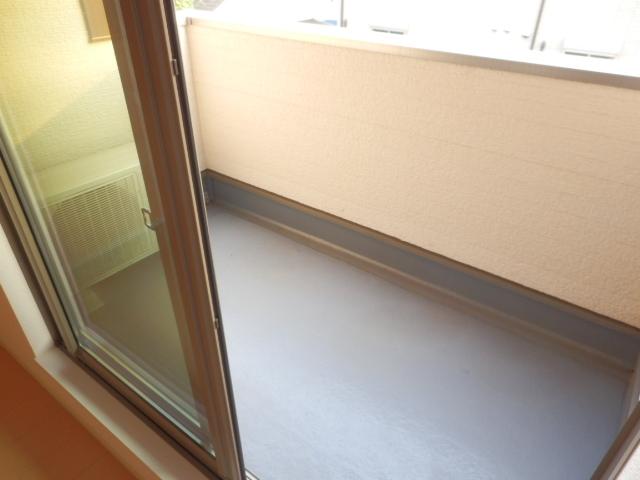 スイートタウンB 02020号室のバルコニー