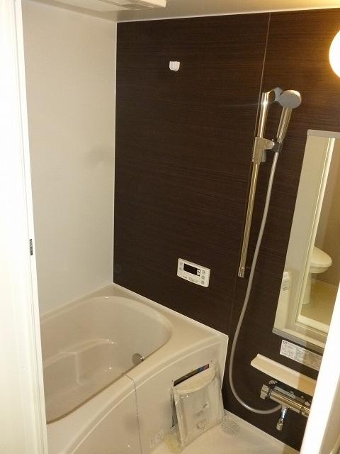 パークサイドM Ⅱ 201号室の風呂