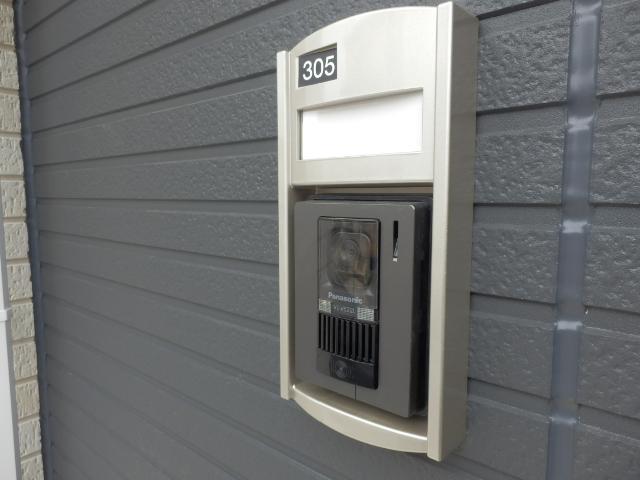 セレーノ 03040号室のセキュリティ